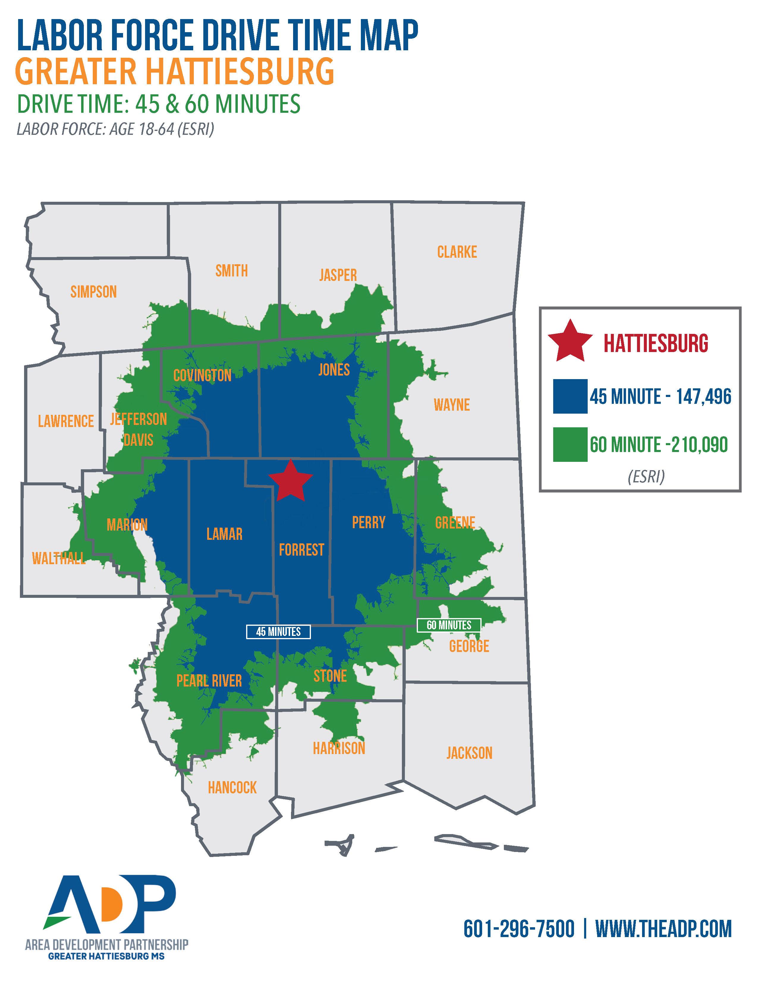 Live - Hattiesburg Area Development Partnership